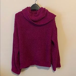 Express Chenille Sweater